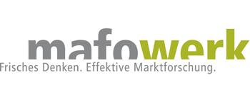 mafowerk – unabhängige Marktforschung für die Bereiche Marketing & Sales und Strategie.