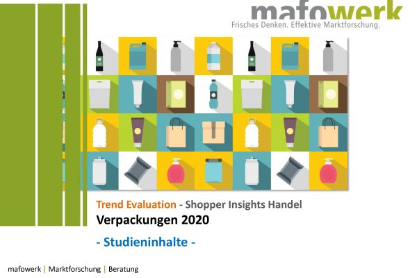 Shopper Insights FMCG-packaging 2020